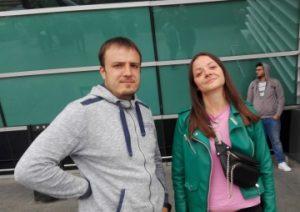 ჩვენი სტუმრები რუსეთიდან (მოსკოვიდან)