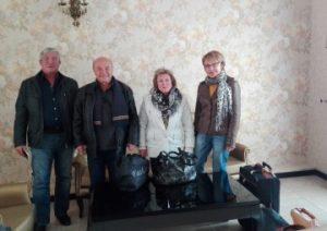 ჩვენი სტუმრები რუსეთიდან