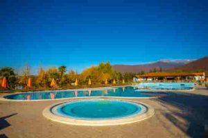 Курорты у озеро в Грузии, Базалети, Кварели, Лопота, зеленое озеро Аджарии