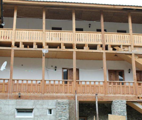 Svan House Mestia1