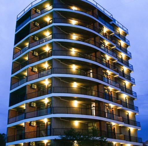 Hotel Mgzavrebi in Gonio1