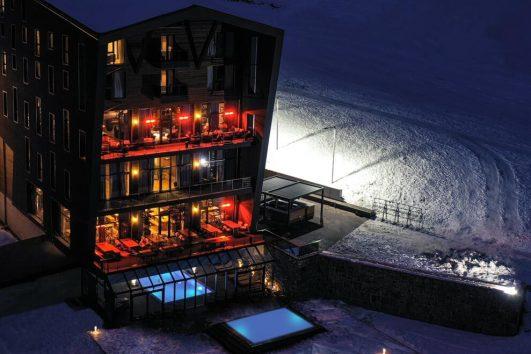 Hotel lodge Gudauri