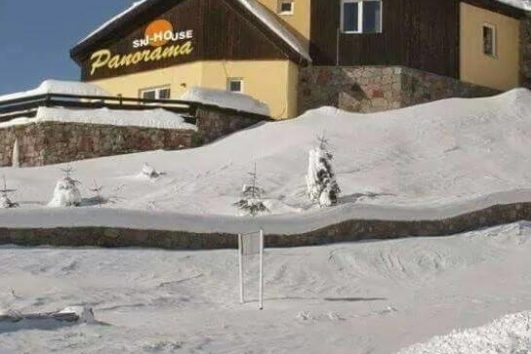 Ski House Panorama gudauri1