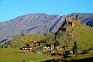 Дешёвые туры, туры по Тушетии, поездка в Тушетию, однодневные экскурсии из Тбилиси