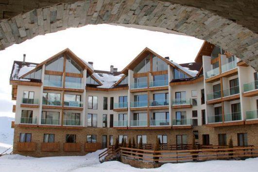 Gudauri loundge Apartment