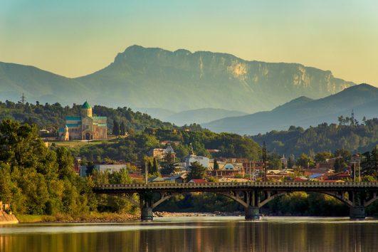 Kutaisi-Georgia